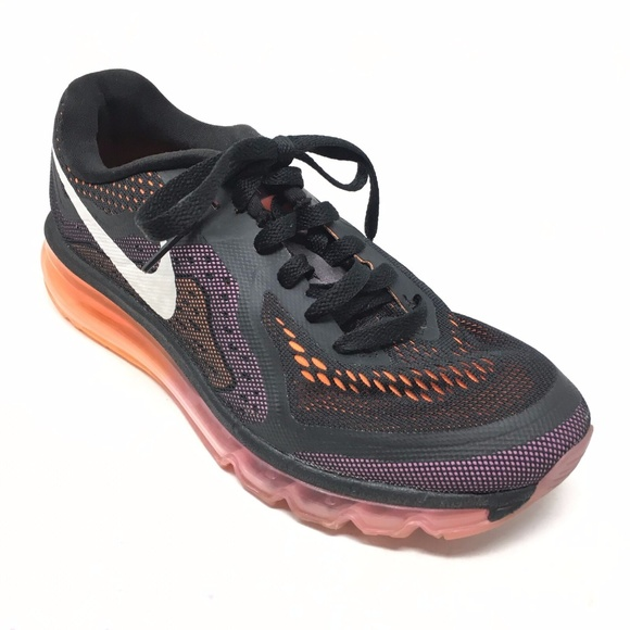 Women's Nike Air Max 2014 Running Sneakers Size 8M
